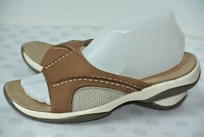 36a1c48b6dc SPERRY TOP-SIDER SKYE Leather Womens Cognac Sandals - $19.99 | PicClick