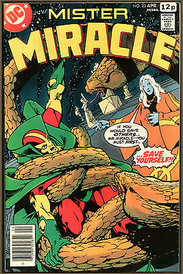 Mister Miracle #23 - Bronze Age DC Comic