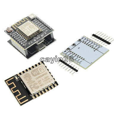 ESP8266 Serial WIFI Witty Development Board ESP-12F Adapter Plate Expansion UK