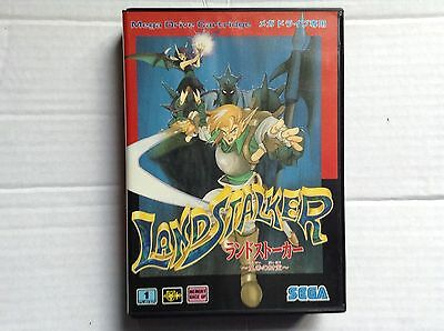 Sega Mega Megadrive Vtg Juego # Retrogaming Super Hang On Completo Japón Ntcs J