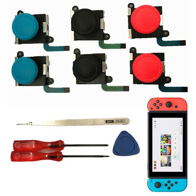 New Repair Thumb Stick Joystick Analog Sensor Parts For Nintendo Switch JoyCon