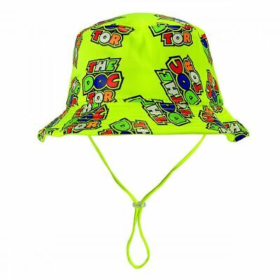 Valentino Rossi VR46 Moto GP Doctor All Over Print Bucket Hat Baby Official 2019