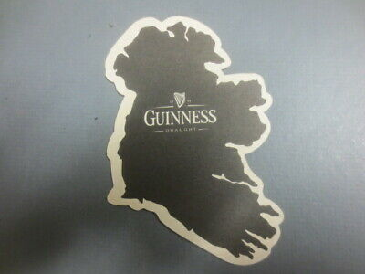 """1 only GUINNESS Brewery, Australian Issue / D,ARCY ARMS """" Beer Coaster"""