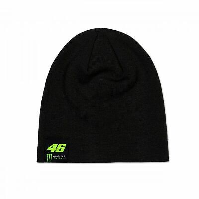 Valentino Rossi VR46 Moto GP Monster Energy Dual Beanie Official 2019