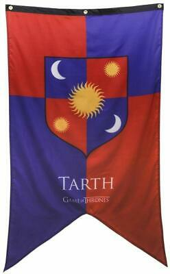 """Game of Thrones House Sigil Wall Banner (30"""" by 50"""") (House Tarth)"""