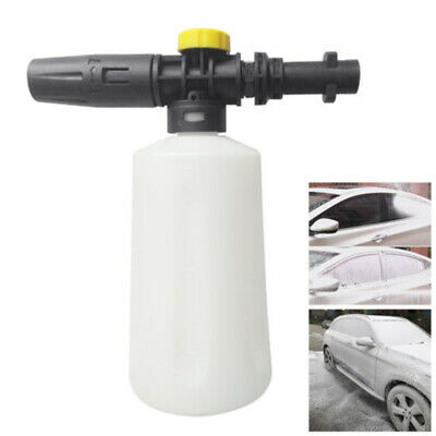 Snow Foam Lance Car Pressure Washer Soap Bottle For Karcher Bosch Lavor Durable