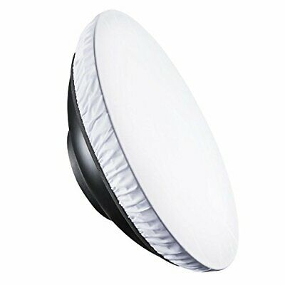 Walimex Pro beauty dish diffuser, 50 cm for even softer light
