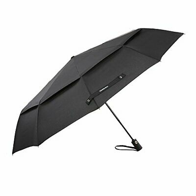TOMSHOO 50 Inch Large Windproof Golf Umbrella Auto Open Close Compact Double Can