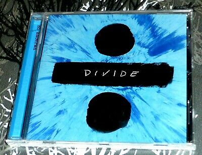 Ed Sheeran * Divide { Cd Album } 2017 Near Mint