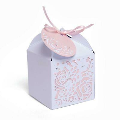 Sizzix Thinlits Stanzer Set 4tlg. - Decorative Favour Box by Olivia Rose