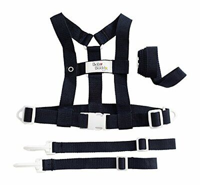 Baby Buddy Deluxe Security Harness Navy