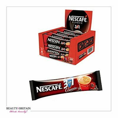NESCAFE 3in1 ORIGINAL 60 SACHETS 17.5 gsachet WHOLESALE EU MADE LONG DATE FRE