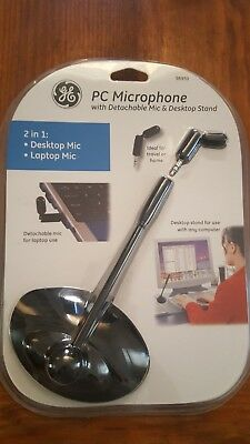 GE PC MICROPHONE 98950 DRIVERS FOR WINDOWS