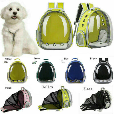 2019 3Gen Pet Cat Dog Puppy Carrier Travel Bag Space Capsule Backpack Breathable