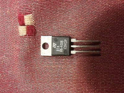 Bta06-400B Triac 400V 6A Igt ; 50/100Ma To220