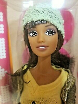 Barbie Fashion Fever Modern Trends Collection J1327 New!!
