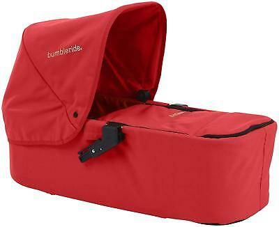 Bumbleride Indie Twin Carrycot, Cayenne Red