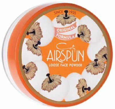 Coty Airspun Loose Face Powder, Suntan Dark Peach Tone - 2.3 Oz