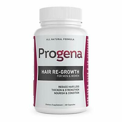 Kerotin Hair Capsules - Progena Hair Growth Supplement Keratin Accelerator For W