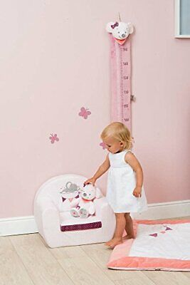 Nattou Adele and Valentine Growth Chart Valentine Mouse