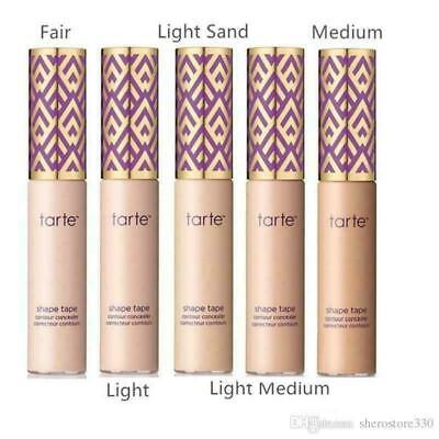 Tarte Shape Tape Contour Concealer 10Ml - Shade Fair Light Sand Medium Light Uk