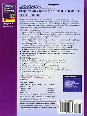 LONGMAN PREPARATION COURSE for the TOEFL® iBT Test, with MyE