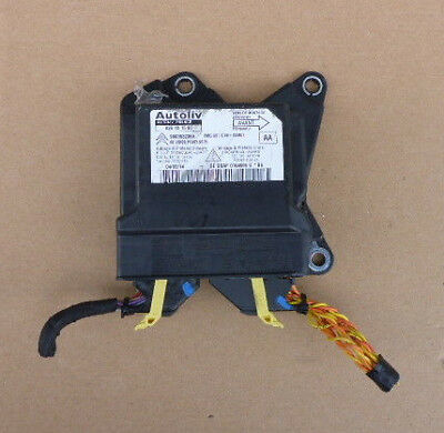 Ecu Sensor Airbag Citroen C3 Ii Ds3 Lift 9803832380