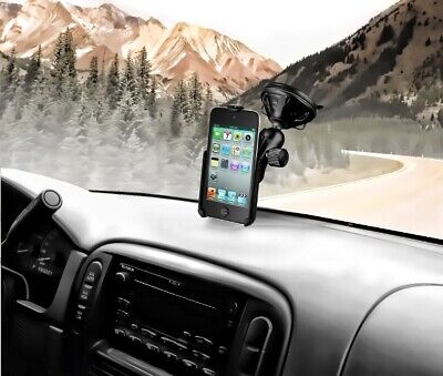 RAP-B-166-2-AP10U Suction Cup Car Mount fits Apple iPod touch 4th Generation