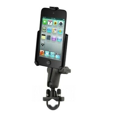 Motorcycle Bike Bicycle Mount Holder Kit fits Apple iPod touch 4th Generation