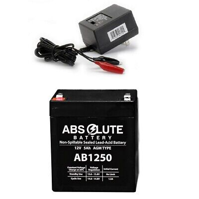 This is an AJC Brand Replacement GE NetworX NX-6V2 12V 4.5Ah Alarm Battery