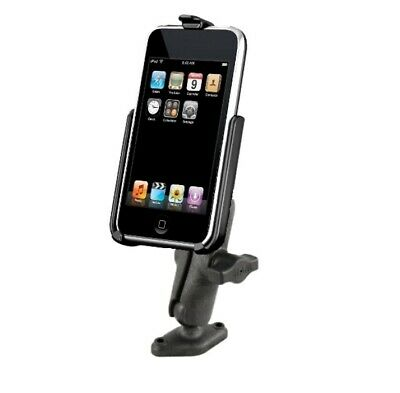 Flat Surface Drill Down Mount Holder fits Apple iPod touch 2nd & 3rd Generation
