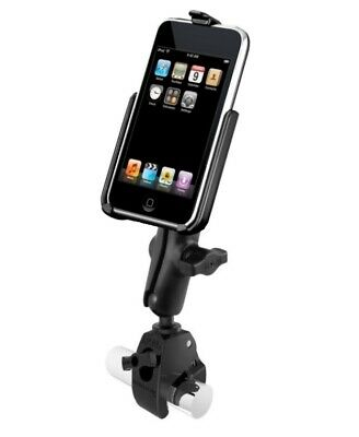 Medium Tough-Claw Motorcycle Mount fits Apple iPod touch 2nd & 3rd Generation