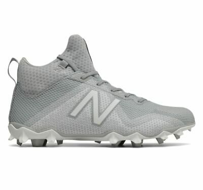 c69bdda27 New Balance Men s FreezeLX Lacrosse Cleat Freeze Grey Size 11.5 NIB - NEVER  WORN