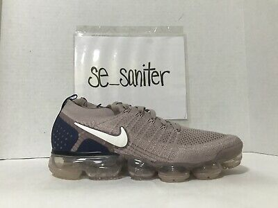 Nike Air VaporMax Flyknit 2 Diffused Taupe Phantom 942842-201 Men's Size 11.5