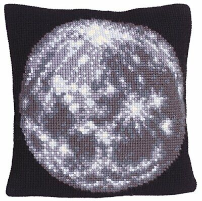Collection D/'Art Cross Stitch Cushion Front Kit CD5089 Hazelwood