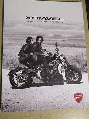Catalogue Moto : Ducati : Xdiavel - 02/2016