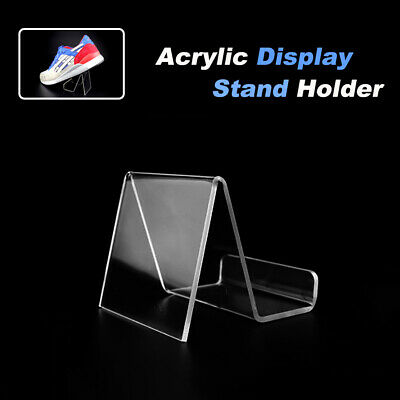 Book, Shoe, Phone, Tablet Acrylic Display Stand Perspex Retail Cookbook Holder