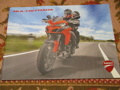 Catalogue Moto : Ducati : Multistrada  12/2014