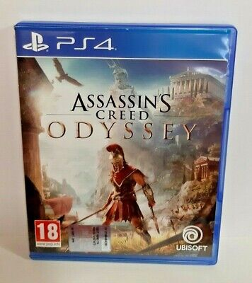 Assassin's Creed Odyssey PS4 USATO ITA