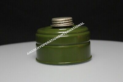 New Charcoal Gas Mask Filter 40 Mm Fits Gp 5 Gp 7 Pmk Pmg..etc Australian Seller