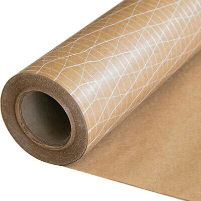 tear resistant wrapping sharp/heavy items Reinforced Kraft Paper Rolls 1 ROLL