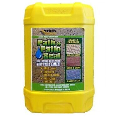 Everbuild 405 Path And Patio Seal 25Ltr  Stone Concrete Block & Paving 25L