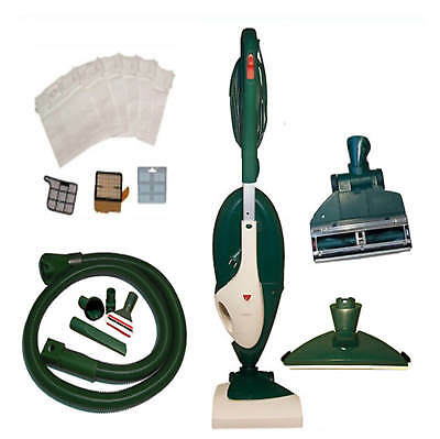 Vorwerk Aspirapolvere Folletto 135 / Trasmissione 351 + Compatibile Accessori