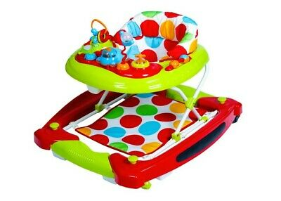 Red Kite Baby Go Round Twist Walker Activity Rocker ***Not Used Much***