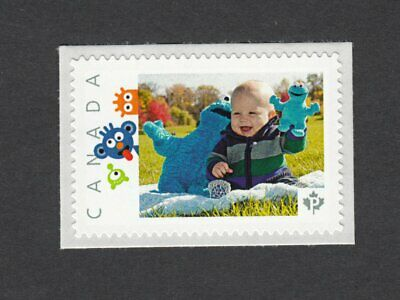COOKIE MONSTER Canada Picture Postage p7f3/3