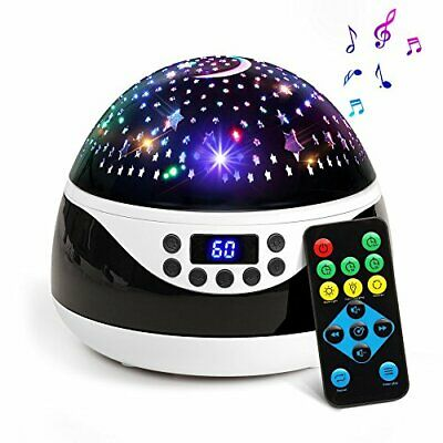 2019 Newest Baby Night Light,  Remote Control Star Projector