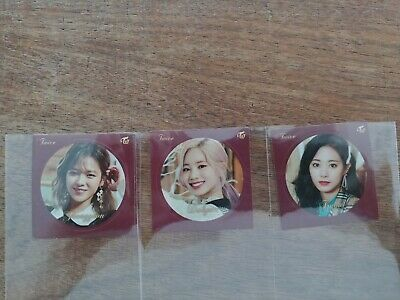 Twice The Year of Yes Third Special Album Sticker (Choose)