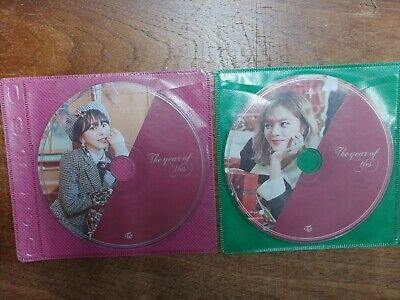 TWICE - the Year of Yes - 3rd Special Album - CD Plate