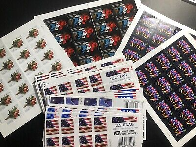 1000 Discount Forever Stamps FV$ 550 CHEAP POSTAGE Original USPS 50 Books Of 20