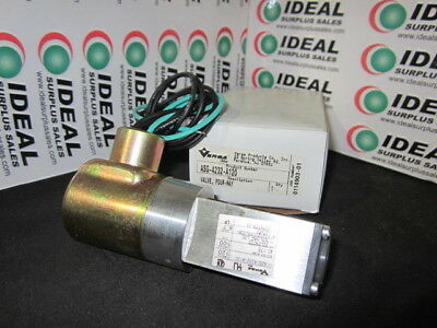 Versa ASG-4232-A120 Solenoid Valve 4-Way - NEW IN BOX